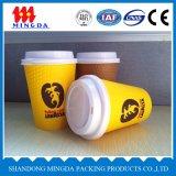 Горячие бумажные стаканчики пить, бумага с покрытием PE
