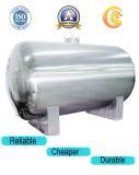 安い価格のステンレス鋼の在庫タンク