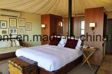 Het Leven van de Tent van de vakantie de Houten PrefabTent van de Capaciteit van de Luxe van het Huis