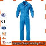 Combinaison protectrice fonctionnelle de vêtements de travail de polyester de coton pour l'hôpital/industrie