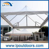tenda trasparente del Pagoda della tenda di Marqueen del tetto del PVC di 5m per la fiera commerciale
