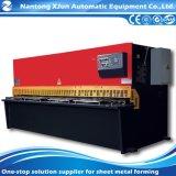 Цена серии автомата для резки QC11y гильотины машины CNC режа гидровлическое