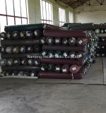 Stock uso mixto, mezcla de colores de cuero artificial de PVC