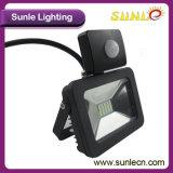 센서 (AC 10W SMD)를 가진 최고 실내 10W LED 플러드 빛