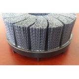 Cepillo abrasivo de Fickert /Frankfurt /Cup del carburo de silicio del diamante