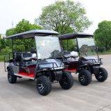 道の電気ゴルフカートを離れた良質6 Seater