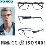 Glazen van de Frames van de Manier van het Metaal van Eyeglassse van Wholeslae de Optische