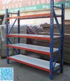 Estante medio del estante del almacenaje del metal del deber con la capacidad 200kg