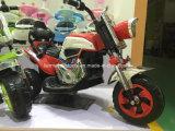 2개의 모터를 가진 차가운 아이 전기 기관자전차