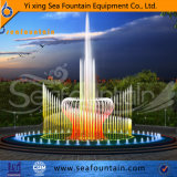 Type de combinaison de plein air de la musique décoratifs Fontaine de lumière à LED