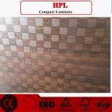 El panel grabado de HPL