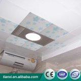 Divers types de panneaux de plafond en plastique de PVC de salle de bains pour des murs