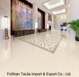 Opgepoetste het hoogtepunt verglaasde de Tegel van de Vloer van het Porselein van 600X600mm (TJ64005)