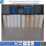 De niet-geweven Naald Geslagen Zak van de Filter van de Filter voor de Collector van het Stof