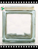 Directe Duidelijke het blok-Glas van het Glas Baksteen met Goede Prijs