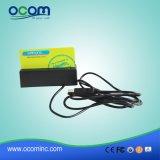 A carga Cr1300 transporta leitor de cartão magnético do Msr da trilha do barramento 3 o mini com Ttl/Uart/USB