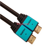 고품질 고해상 2160p/2.0 HDMI 케이블, Ultral HDTV/3D/4k를 위한 지원