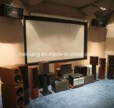 Examen/control de calidad del producto final para el producto audio