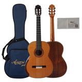 Guitarra clásica de Smallman de la carrocería del palo de rosa de México de la marca de fábrica de Aiersi