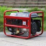 Bison (Chine) BS1800A 1kw prix d'usine 1kVA châssis ronde fil de cuivre Accueil utiliser générateur à essence portable