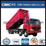 Caminhão de descarga quente 18cbm de Sinotruk HOWO 6*4 371HP da venda