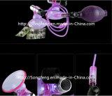 De nieuwe Borst van het Stuk speelgoed van het Geslacht van de Vibrator van de Clitoris van de Stimulatie van het Speelgoed van het Uitsteeksel Zuigende Zuigende zuigt Massager voor het Geslacht van de Vrouw