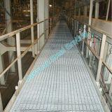 通路シリーズ4に使用するHaoyuanの鋼鉄格子