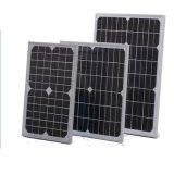 Niedriger Preis-Sonnenkollektor-und Sonnenkollektor-Preis-Sonnensystem der hohen Leistungsfähigkeits-12V 30W