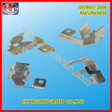 Zoll, der Metalteil-elektrischen Messingkontakt (HS-BC-035, stempelt)