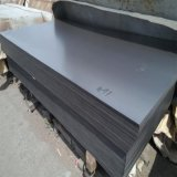 Caliente/laminó la placa de acero del soldado enrollado en el ejército/la hoja galvanizadas para el edificio