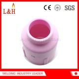 53n88 boquilla grande Alúmina lente de gas compatible para soldadura TIG antorcha