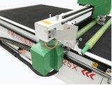 Corte de cuchilla oscilante/máquina de grabado de espuma EVA/Plotter/Cartón /pie Mat