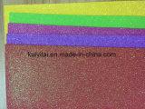 Strato della gomma piuma di EVA di colore della gomma piuma di stampa di scintillio