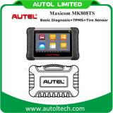 Активно система мониторинга Mk808ts давления автошины датчика TPMS прочитала ясную систему Autel Maxicom Mk808ts блока развертки TPMS автомобиля Кодего тревоги