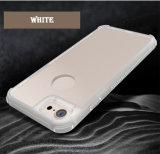 Precio flexible Combo híbrido de teléfono de TPU caso para el teléfono 7plus