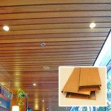 Matériau de construction Tissu de plafond en aluminium avec prix d'usine