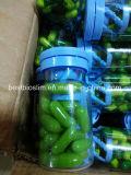 Зеленая здоровая еда Softgel Lida потери веса диетпитания A1 ботаническая зеленая