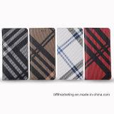 Аргументы за Samsung S8 телефона бумажника решетки кожаный