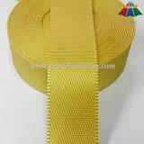 1,5 polegadas tecido de nylon de travamento lateral amarelo