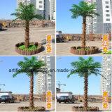 옥외 정원 훈장 인공적인 코코야자 나무