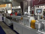 Double / Co-Rotating Twin Screw Extruder para polipropileno