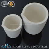 Pot d'argile réfractaire en céramique de haute qualité pour l'or fondu