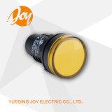 220V 16mm 22mm 30mm 직경 신호 LED 표시등