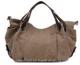 女性のキャンバスのハンドバッグの肩のミイラのキャンバスの戦闘状況表示板の女性ハンド・バッグ