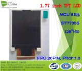 1.77 Zoll 128*160 Baugruppe ODM-LCD kleine LCD-Bildschirmanzeige