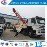 Faw 6X4 para trabajo pesado camión de auxilio