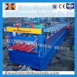 Laminar la formación del suelo Deckning que hace la máquina