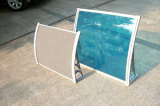 Haushaltwasserdichte Außensun-Regen-Farbton-Fenster-Vorhänge, die Schutz Roofing sind