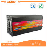 Suoer DC 24V to AC 220V 3000W Solar Power Inverter with Charger (HDA-3000D)