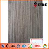 Ideabond Matériau composite en aluminium ignifuge (série Wood Look)